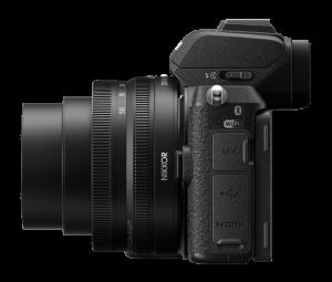 Nikon-Z50-side-left