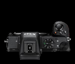 Nikon-Z50-top