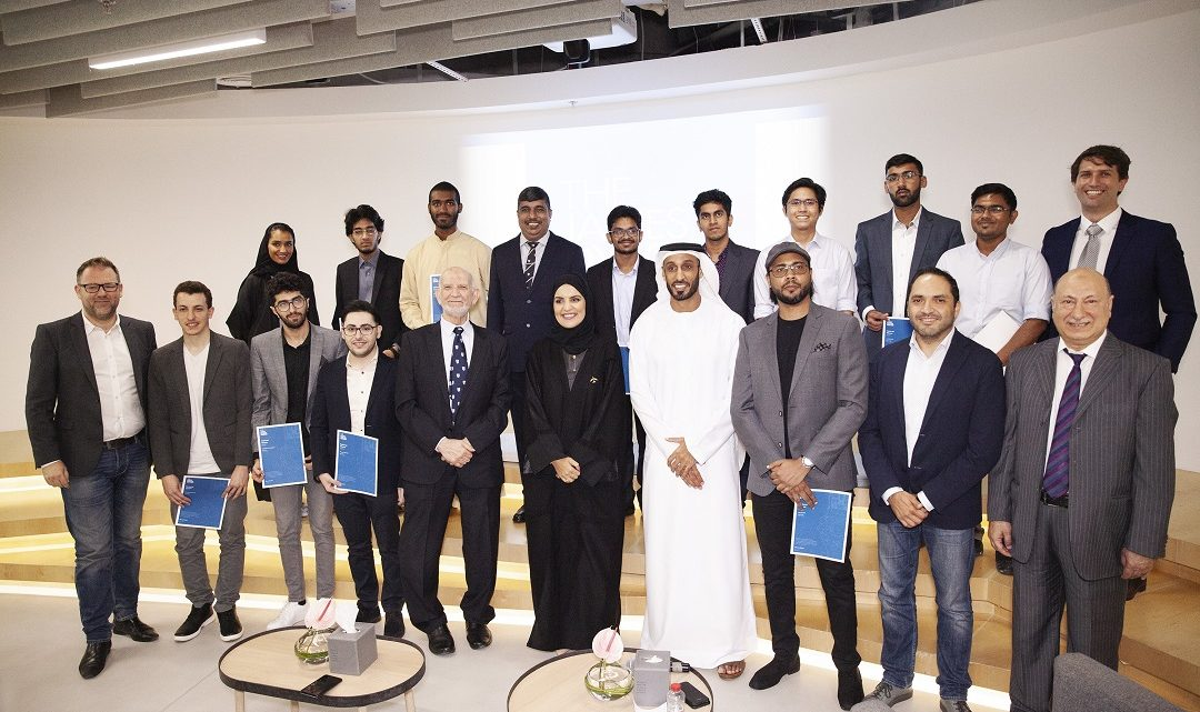 Ajman University Students create AI-powered Healthcare Smartphone App Solution which Identifies Micronutrient Deficiencies in Human Body