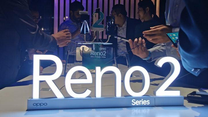 Oppo Launches Reno2, Reno2F Smartphones and Enco Q1 Wireless Noise Cancelling Headphones for Middle East Market