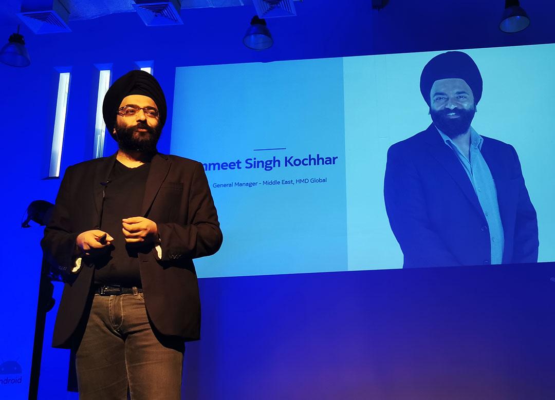 Sanmeet-Singh-Kochhar-At-Nokia-Launch