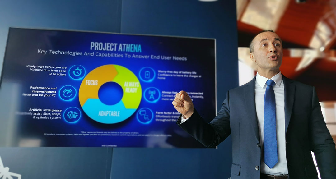Taha-Khalifa-from-Intel-talking-about-the-Project-Athena