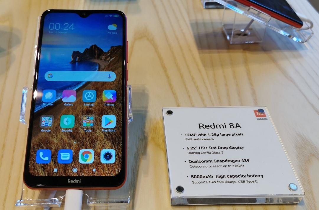 Xiaomi Redmi 8A - Front