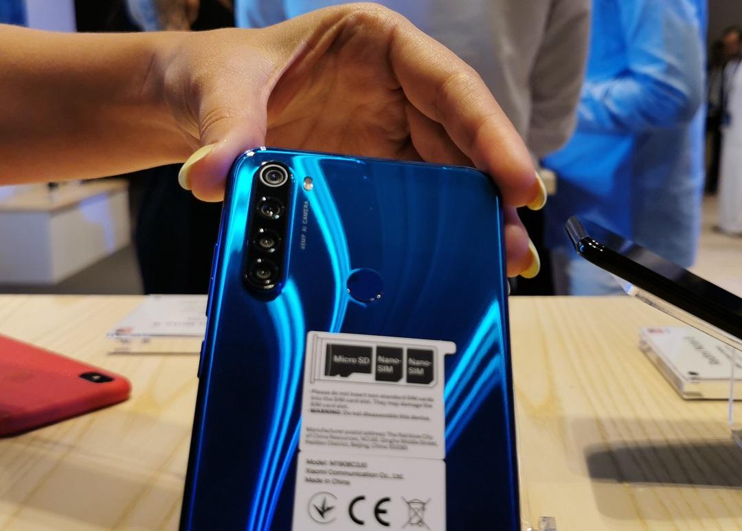 Xiaomi Redmi Note 8- Back Panel