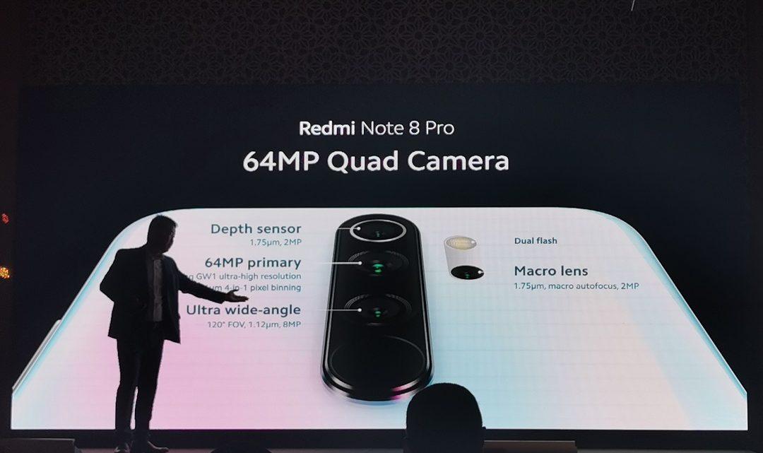 Xiaomi Launches Redmi Note 8 Pro (64MP) Camera Mid-range  Smartphone in UAE with Redmi Note 8, Redmi 8, Redmi 8A