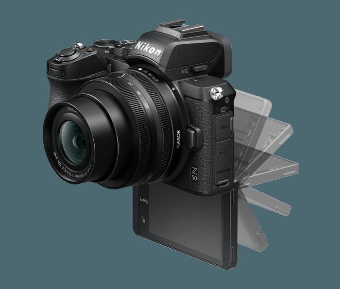 Nikon -Z50 Mirrorless Camera