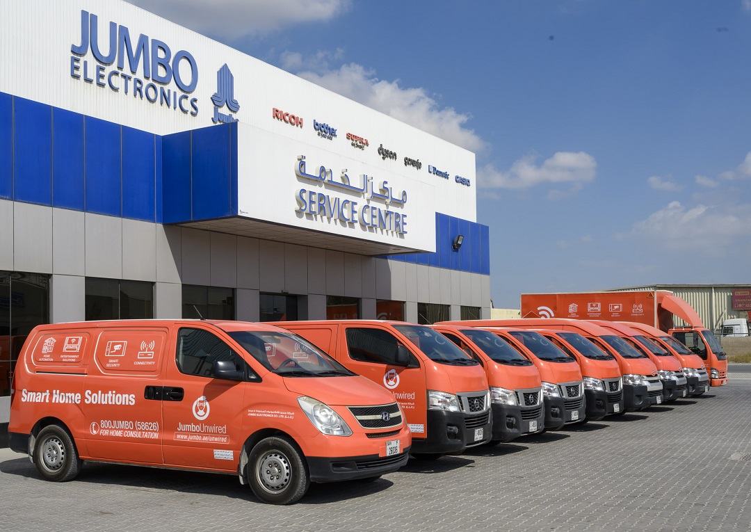 Jumbo Unwired fleet