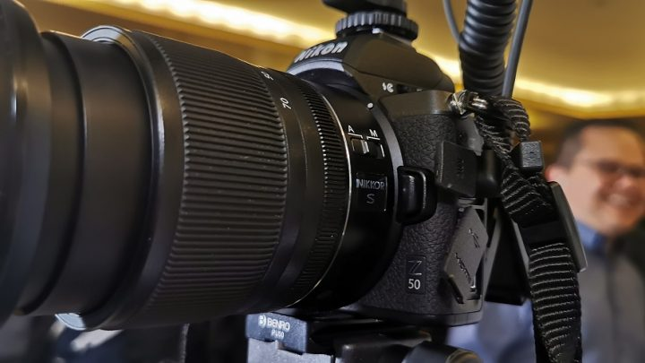 Nikon Middle East FZE Launches the New Z50 Mirror-less Camera in Dubai – UAE