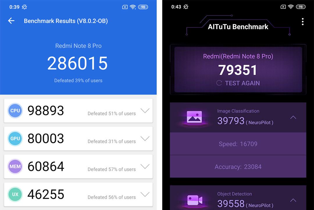 RedMiNote8Pro-AnTu-Tu-Benchmark-result