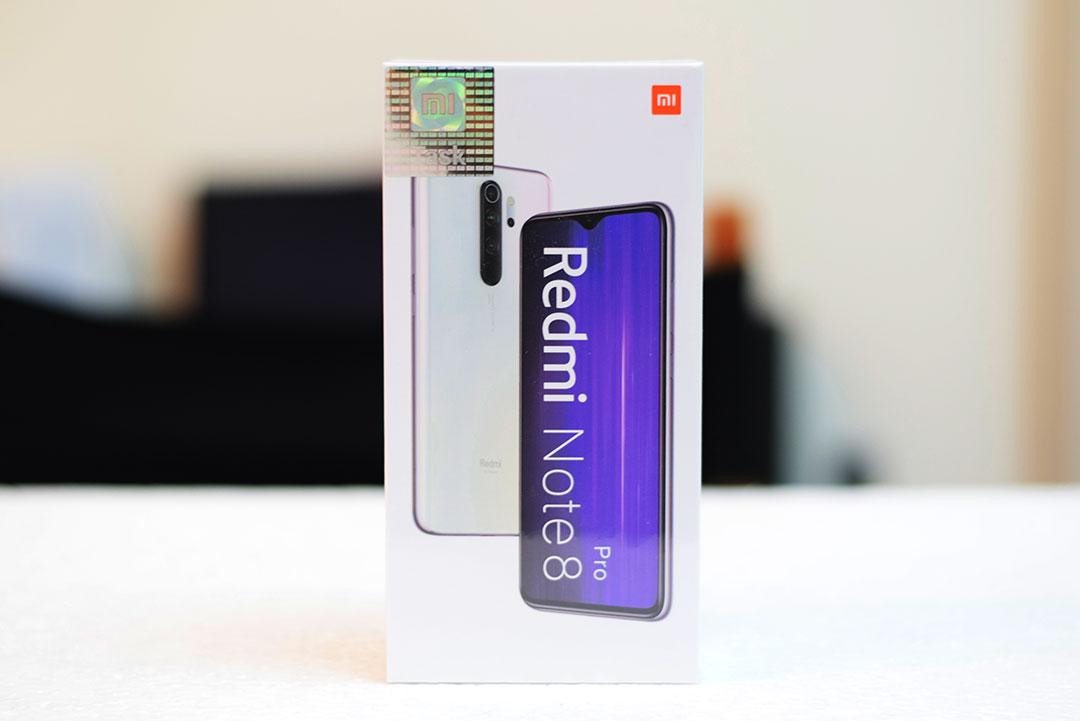 RedMiNote8Pro-Package