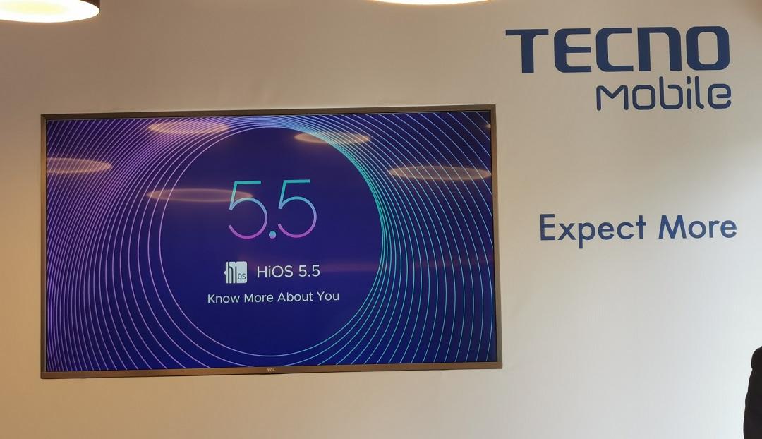 TECNO Mobile- HiOS 5.5 & AndroidTM Pie