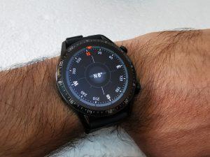 Huawei GT2-Watch- Compass