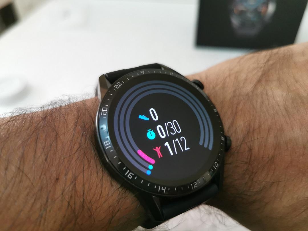 Huawei GT2-Watch- Daily Tracking