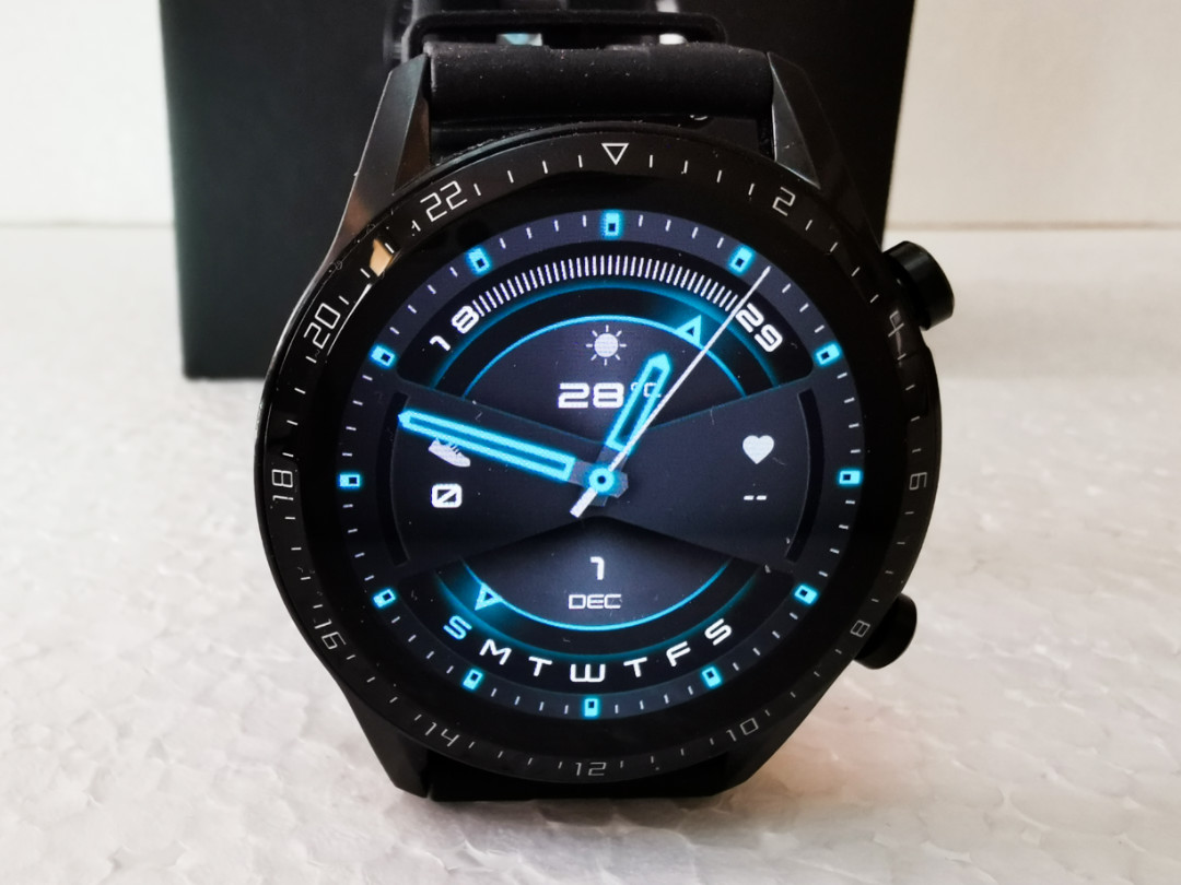 Huawei GT2-Watch- Dial