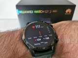 Huawei GT2-Watch- Heart Monitoring- Profile