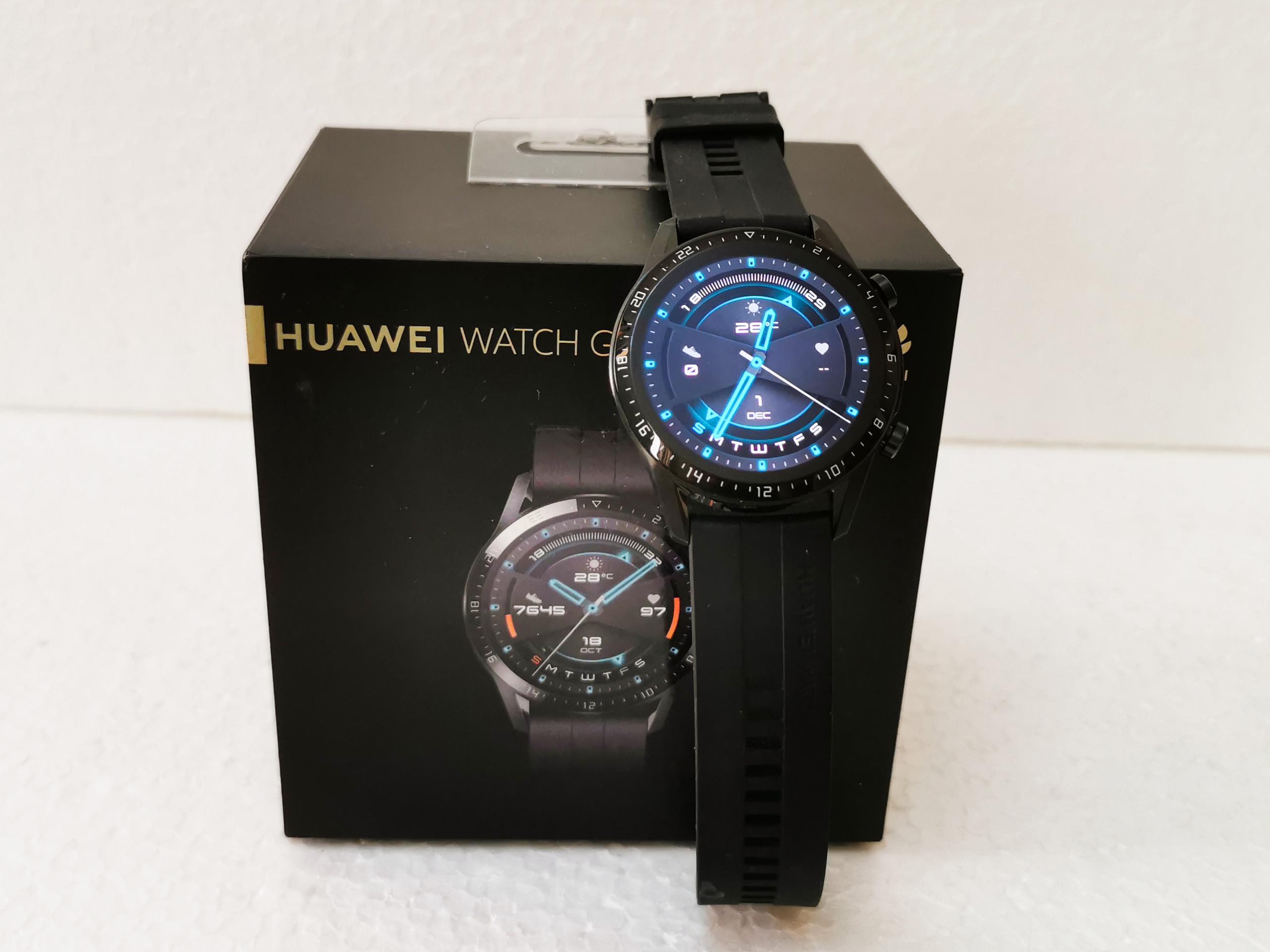 Huawei GT2-Watch-Profile