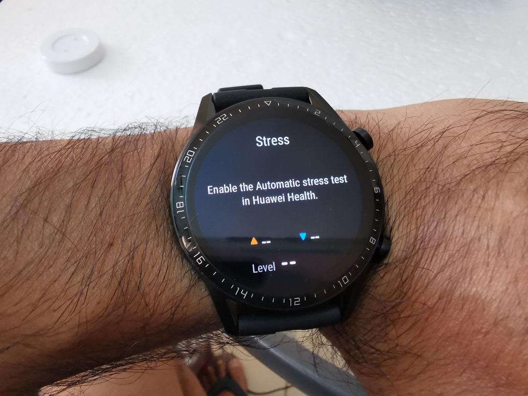 Huawei GT2-Watch- Stress Monitoring