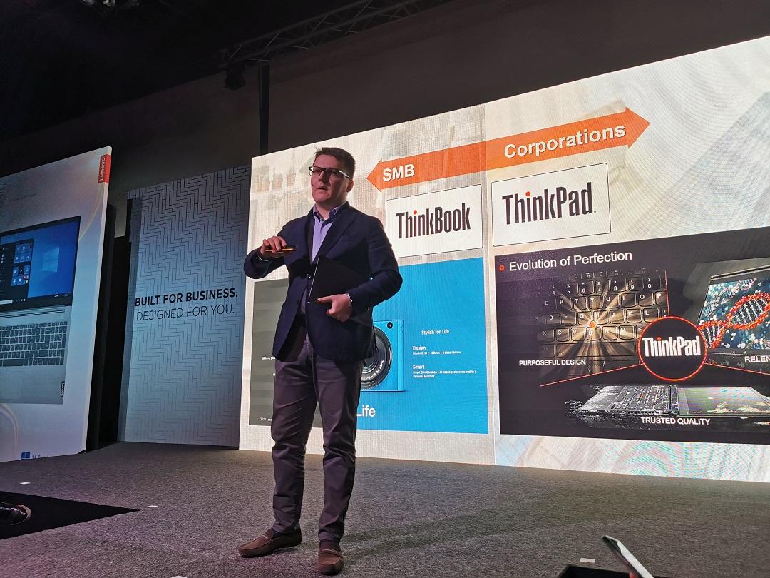 Lenovo-ThinkBook for SMBs