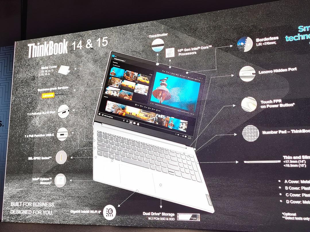 Lenovo-ThinkBook-launch event
