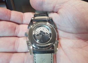 Parmigiani Fleurier Hijri Calendar Wristwatch-Back Panel