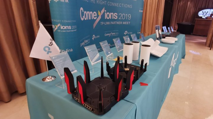 "TP-Link MEA Launched AX Technology Products in their Annual Event ""ConneXions"""