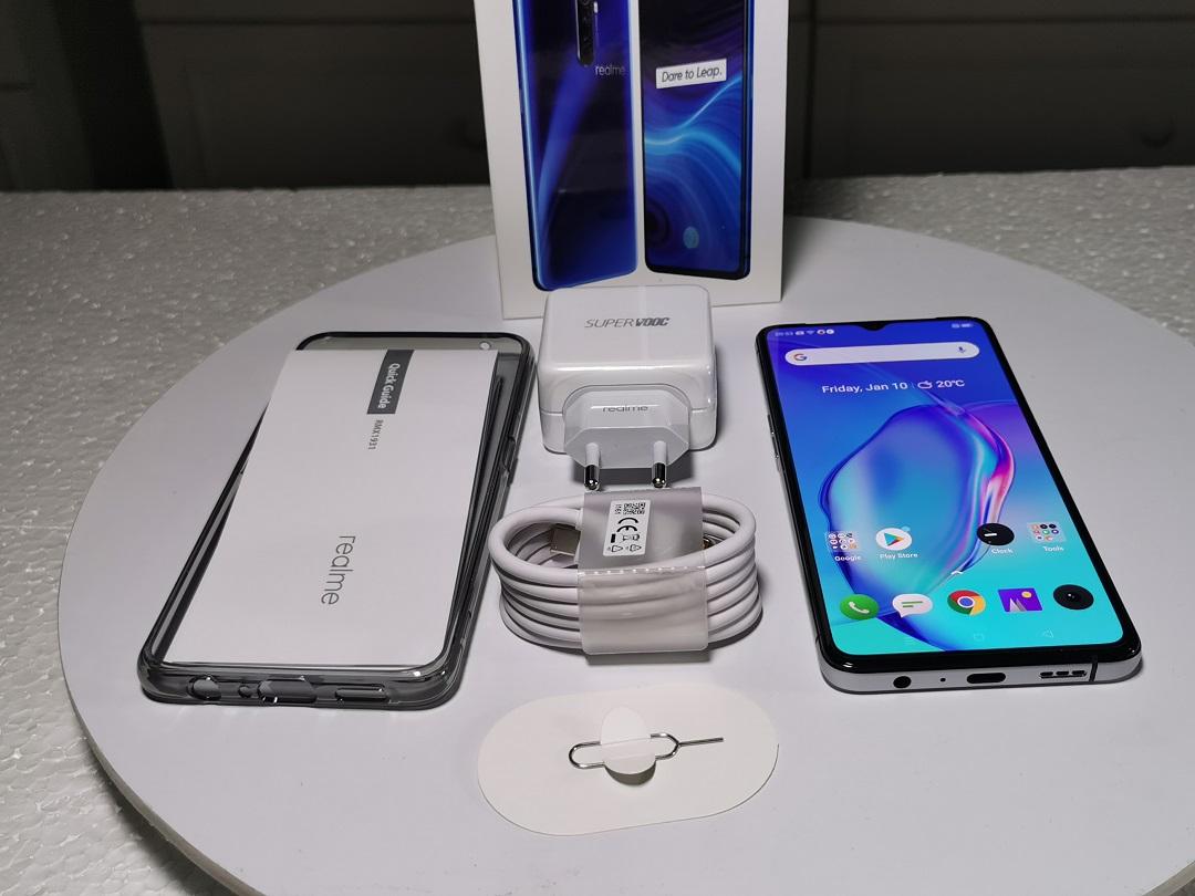 Realme X2 Pro Smartphone- Content of the Box