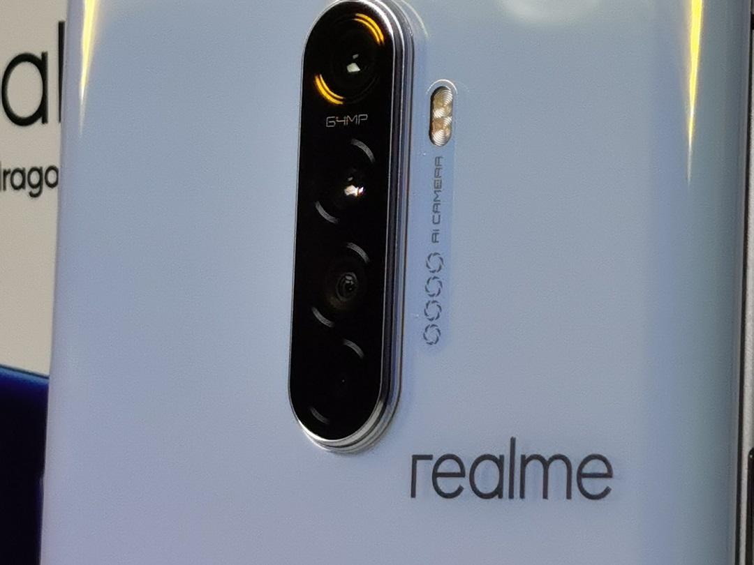 Realme X2 Pro Smartphone -Main Quad Cameras