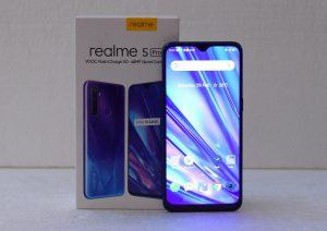 Realme5Pro - Box shot