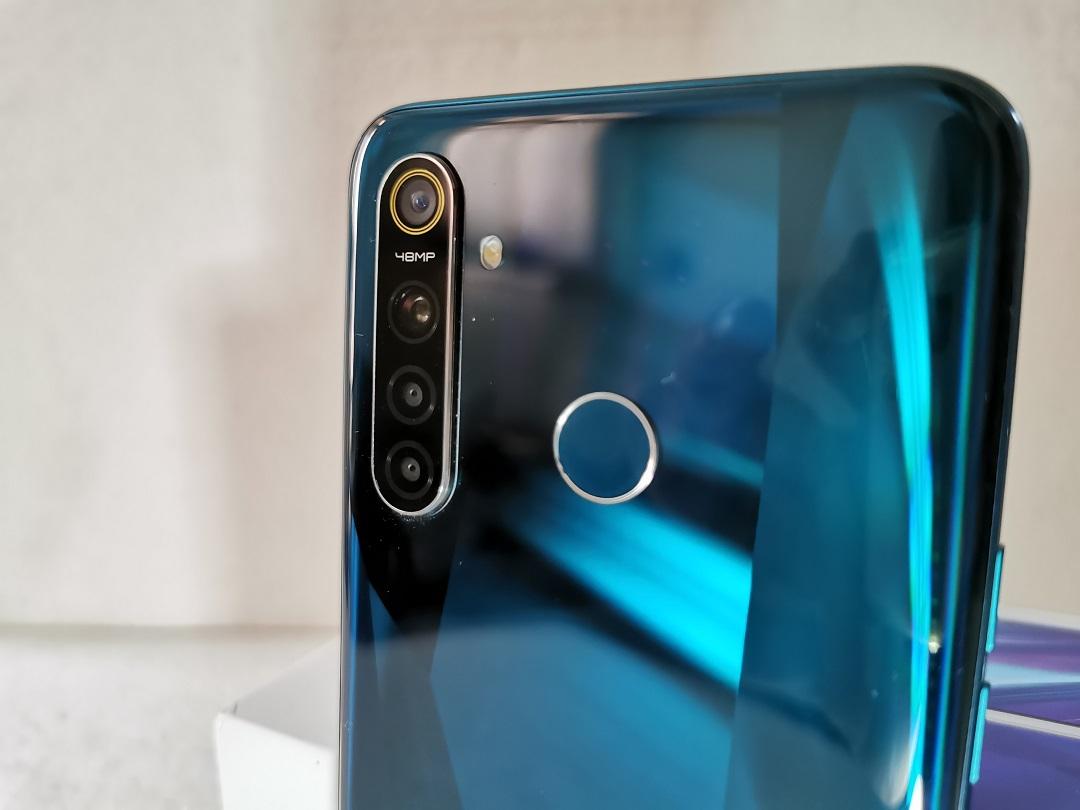 Realme5Pro -Quad Cameras & Fingerprint_Sensor
