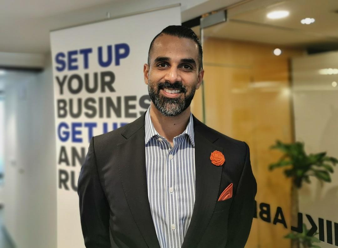 Tasawar Ulhaq - Founder & CEO - KIKLABB