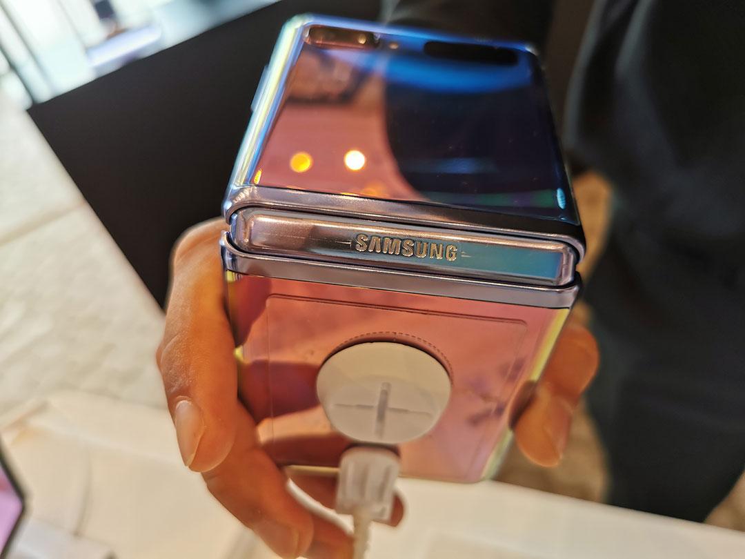 Samsung-Galaxy-Z-Flip-smartphone-Hinge