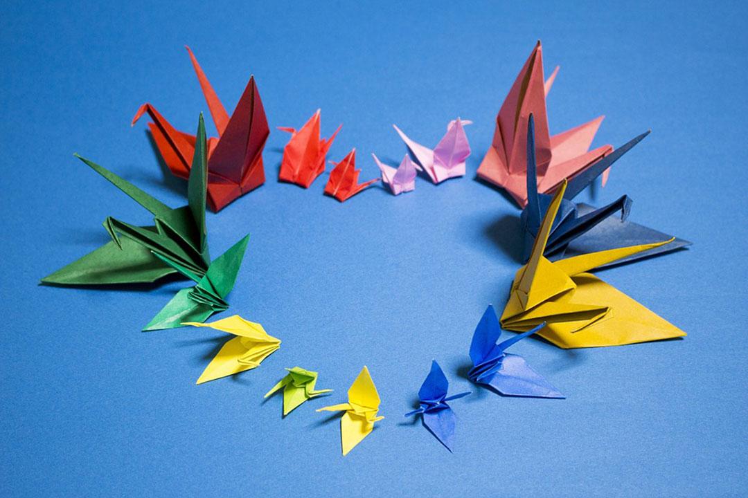 Creative-Work-Origami