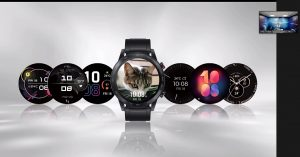 Honor MagicWatch2- display faces