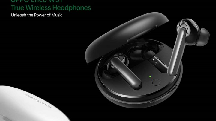 OPPO Brings Wireless Audio Revolution in the Middle East with Enco W31 Headphones