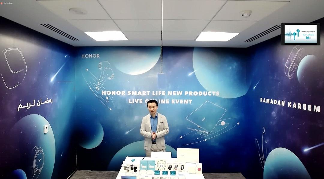 Raymond Liu, Managing Director, Smart Life Business Unit HONOR MEA