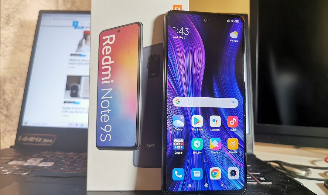 Review of Xiaomi Redmi Note 9S Smartphone in UAE