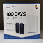 eufyCam 2C 2-Cam Kit-Box