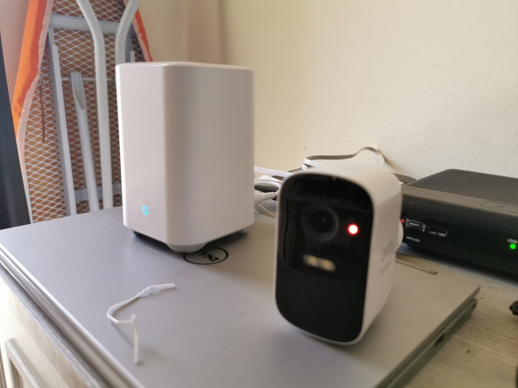 eufyCam 2C 2-Cam -Setting up