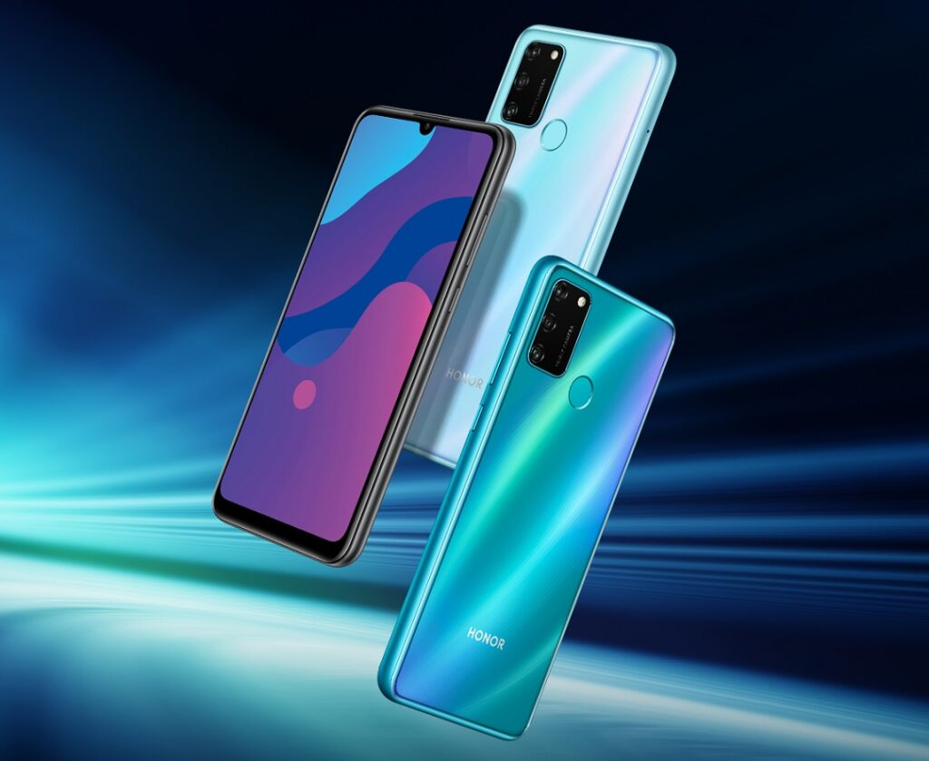 Honor 9A- Smartphone with 5000mAh battery