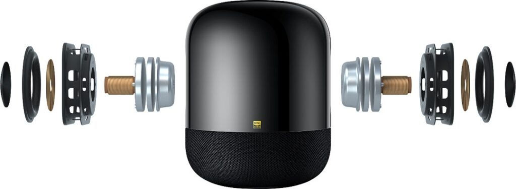 Huawei Sound X -Acoustic Design of speakers