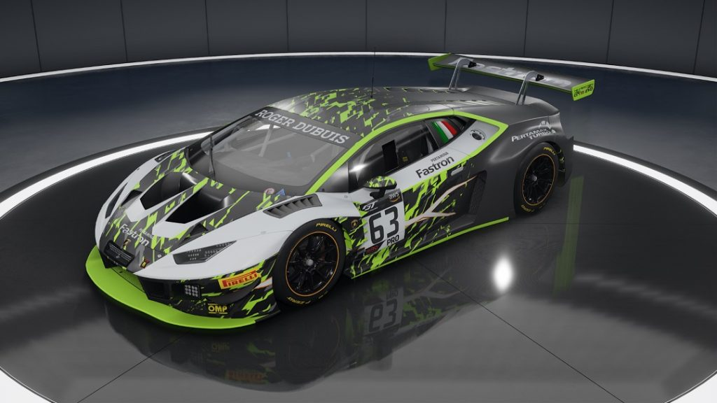 Lamborghini Huracán GT3 EVO The Real Race
