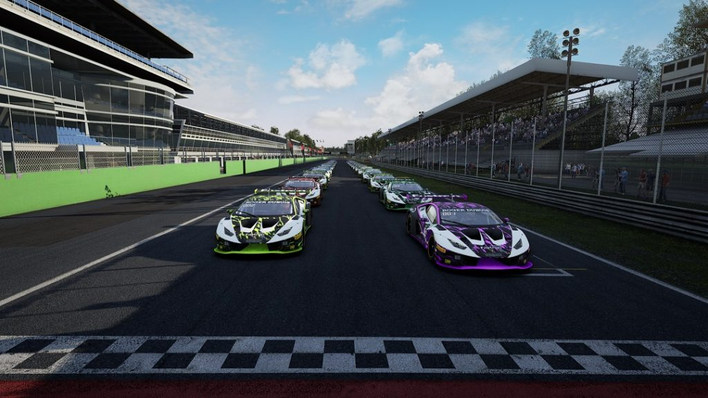 Lamborghini The Real Race- Get ready