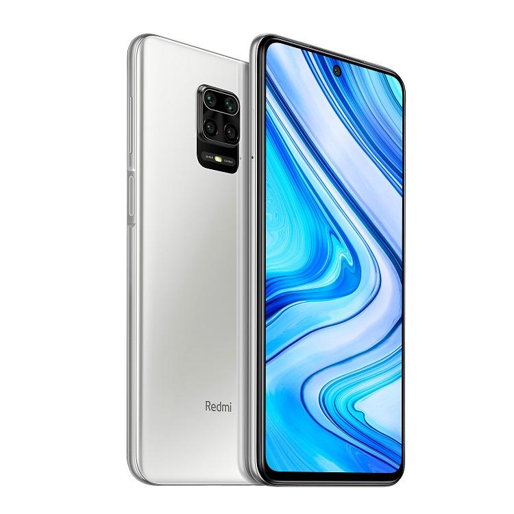 Xiaomi - Redmi Note 9 Pro Glacier White