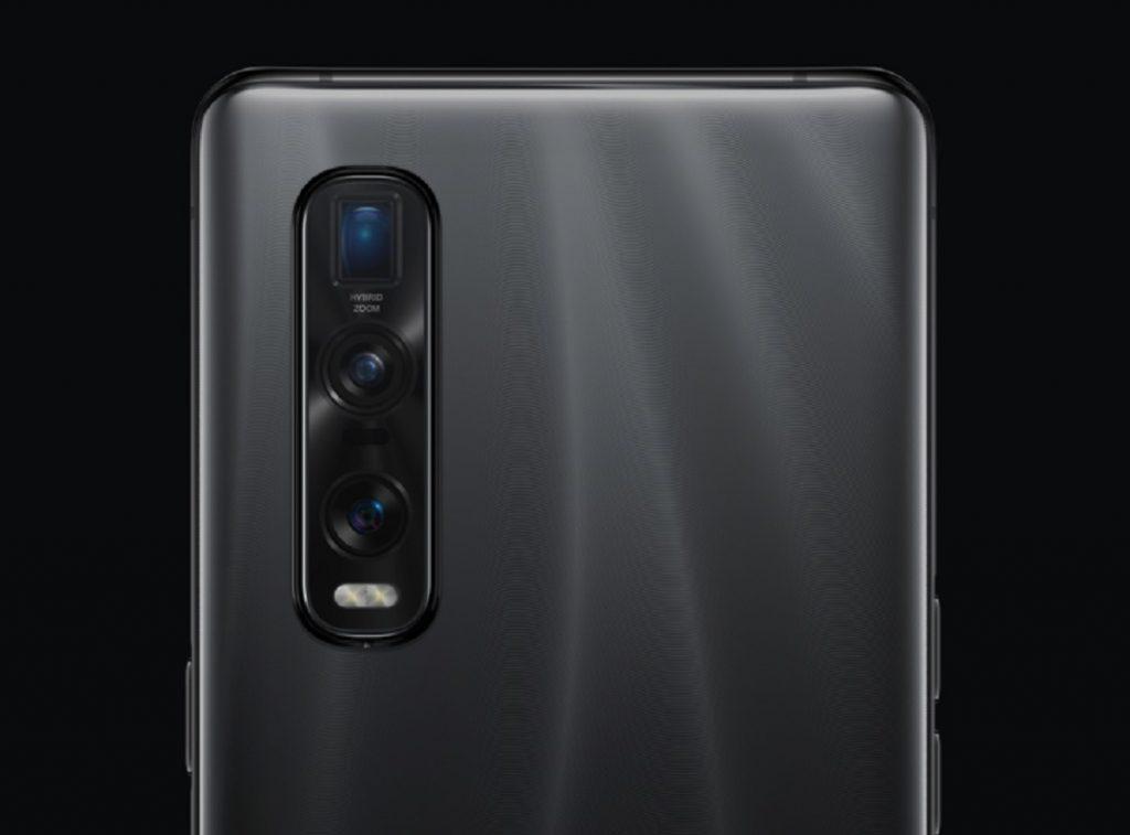 Oppo Find X2 Pro cameras
