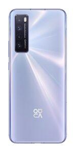 Huawei Nova 7 5G -Curved Glass- Back Panel-1