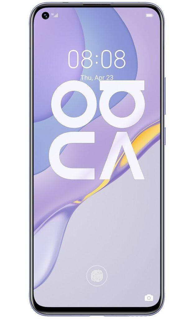 Huawei Nova 7 5G -Front side-1
