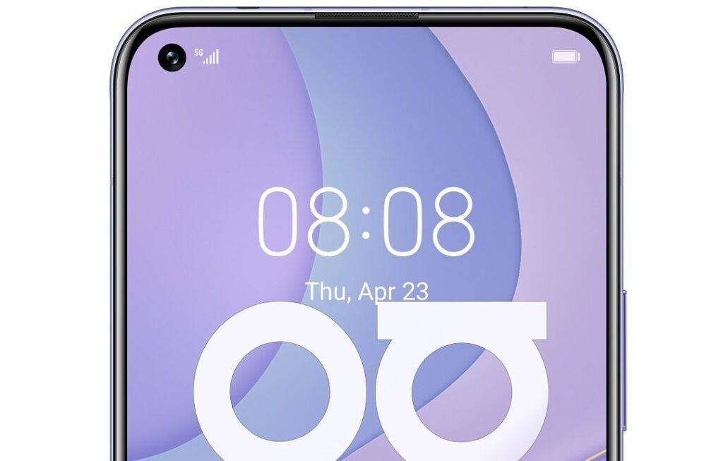 Huawei Nova 7 5G - Selfie 32MP Camera-1