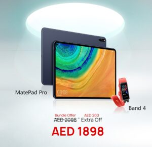 The HUAWEI AppGallery EID Live Sale- MatePad Pro