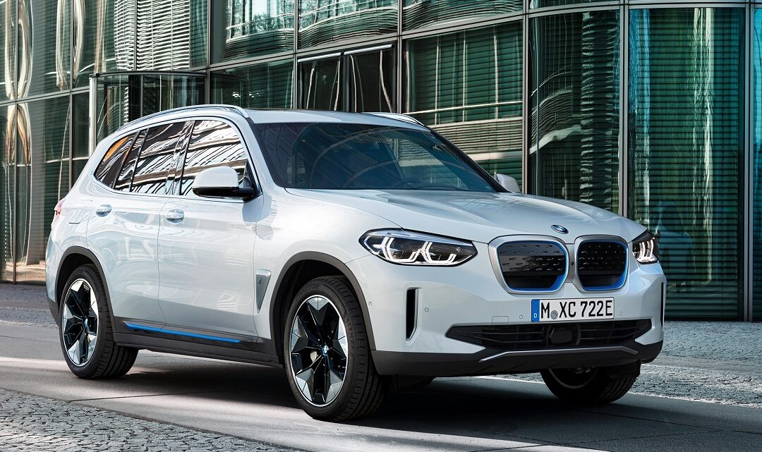BMW iX3 – The first BMW Sports Activity Vehicle with an all-electric drive system