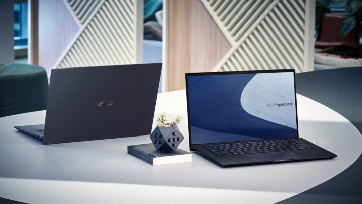 ASUS Introduces The ExpertBook B9 (880grams) Laptop For Business Professionals